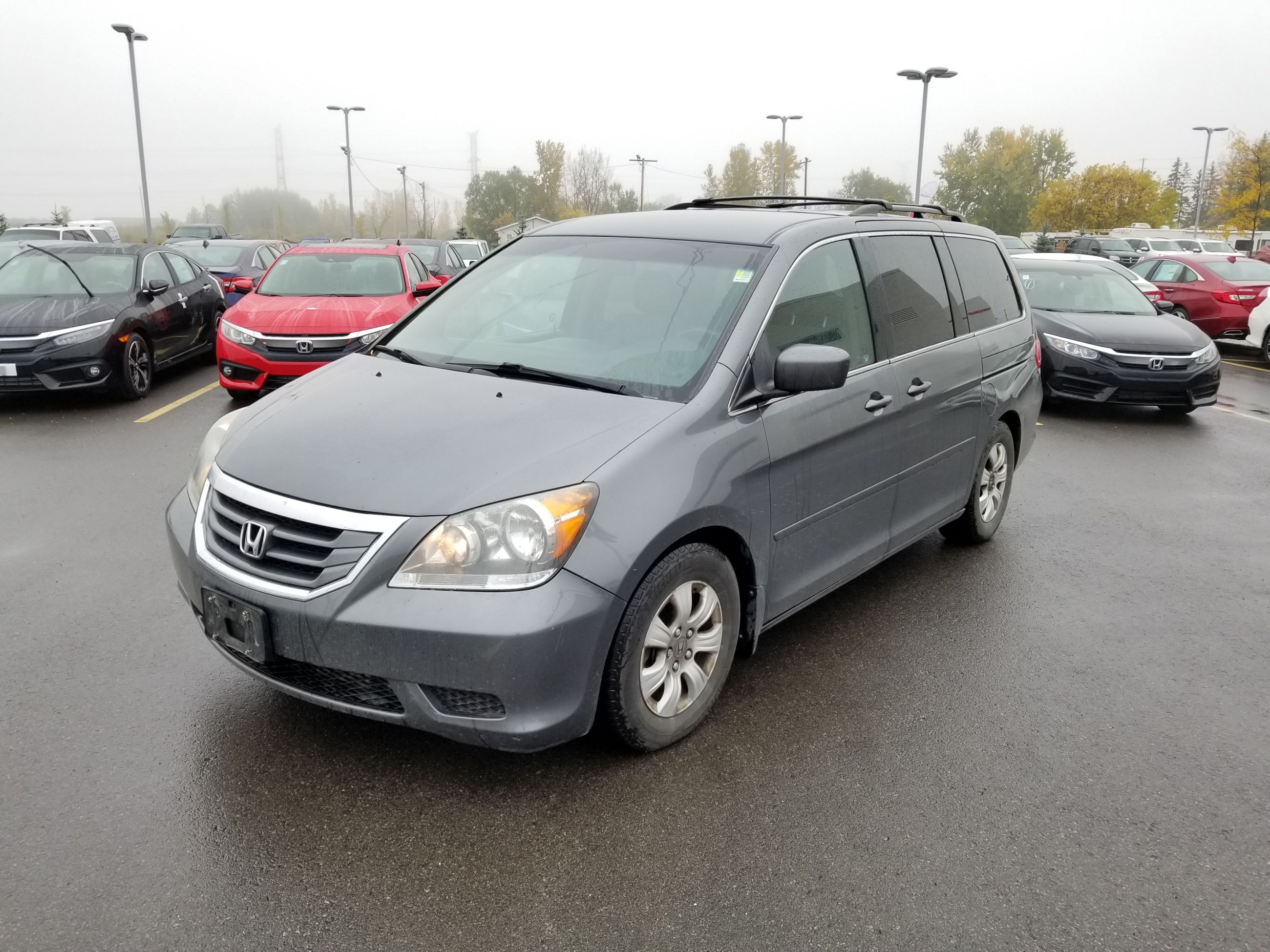 Pre Owned 2010 Honda Odyssey Se D V D Power Sliding Doors In