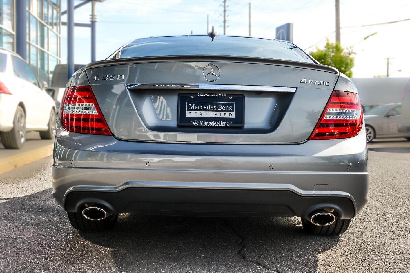 Mercedes benz c350 4matic coupe 2014 d 39 occasion vendre for C350 mercedes benz 2014