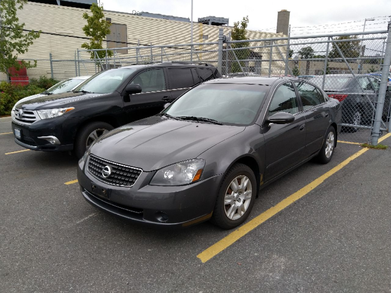 2005 Nissan Altima S POWER GROUP, CRUISE, KEYLESS ENTRY