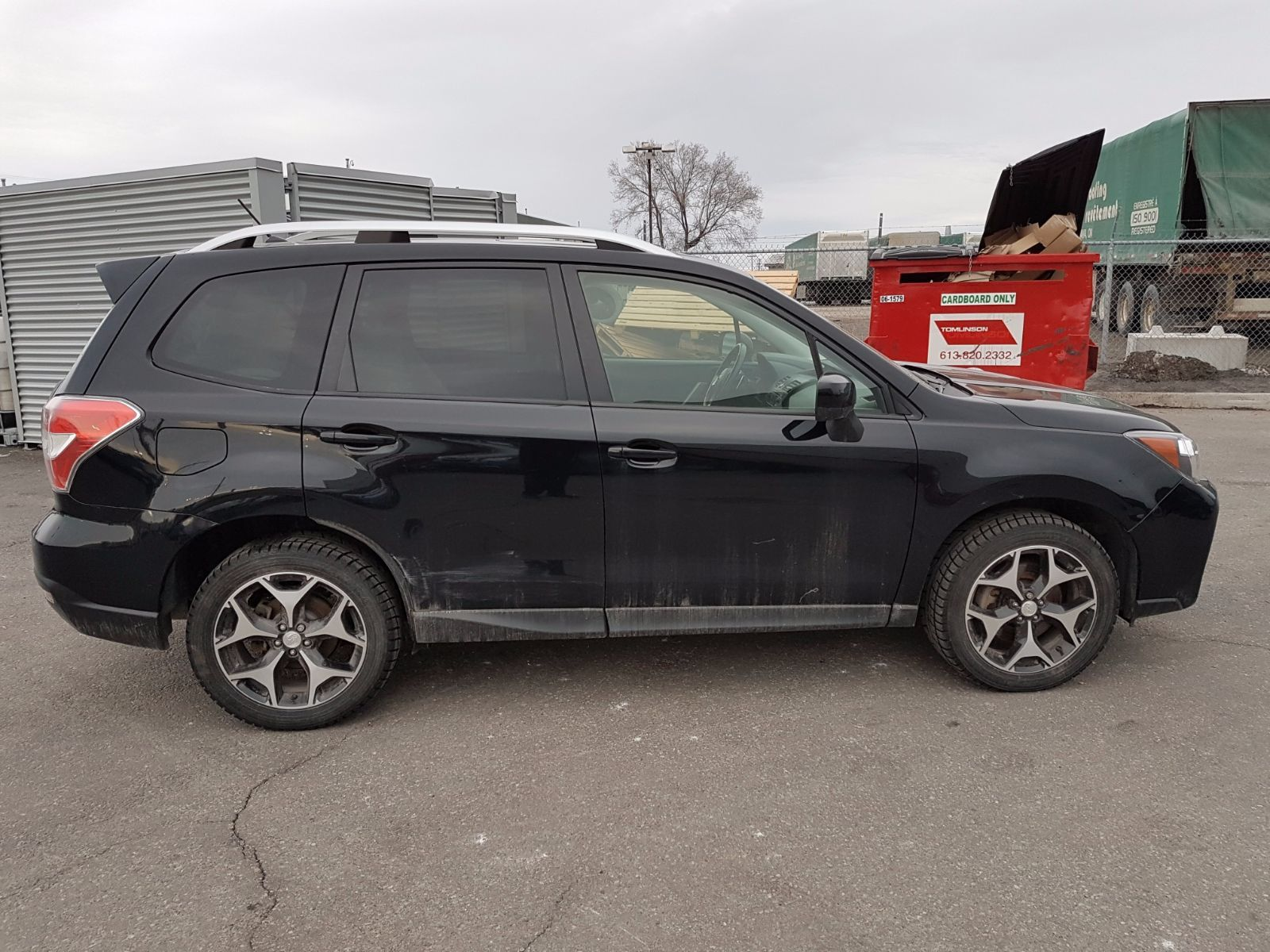 pre-owned 2014 subaru forester 2.0xt touring cvt turbo power lots