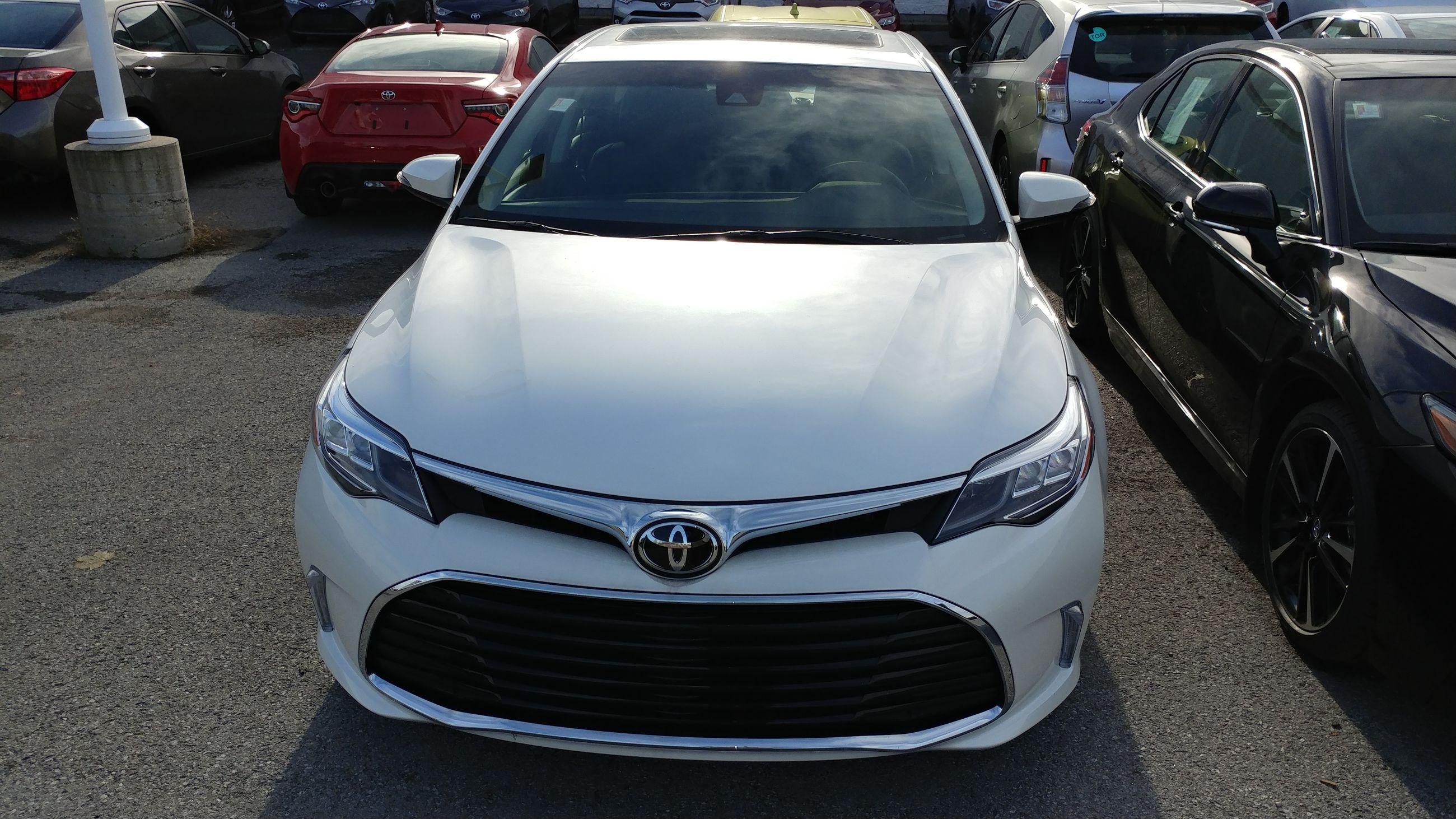 New 2018 Toyota Avalon For Sale Houston Tx: New 2018 Toyota Avalon For Sale In Kingston