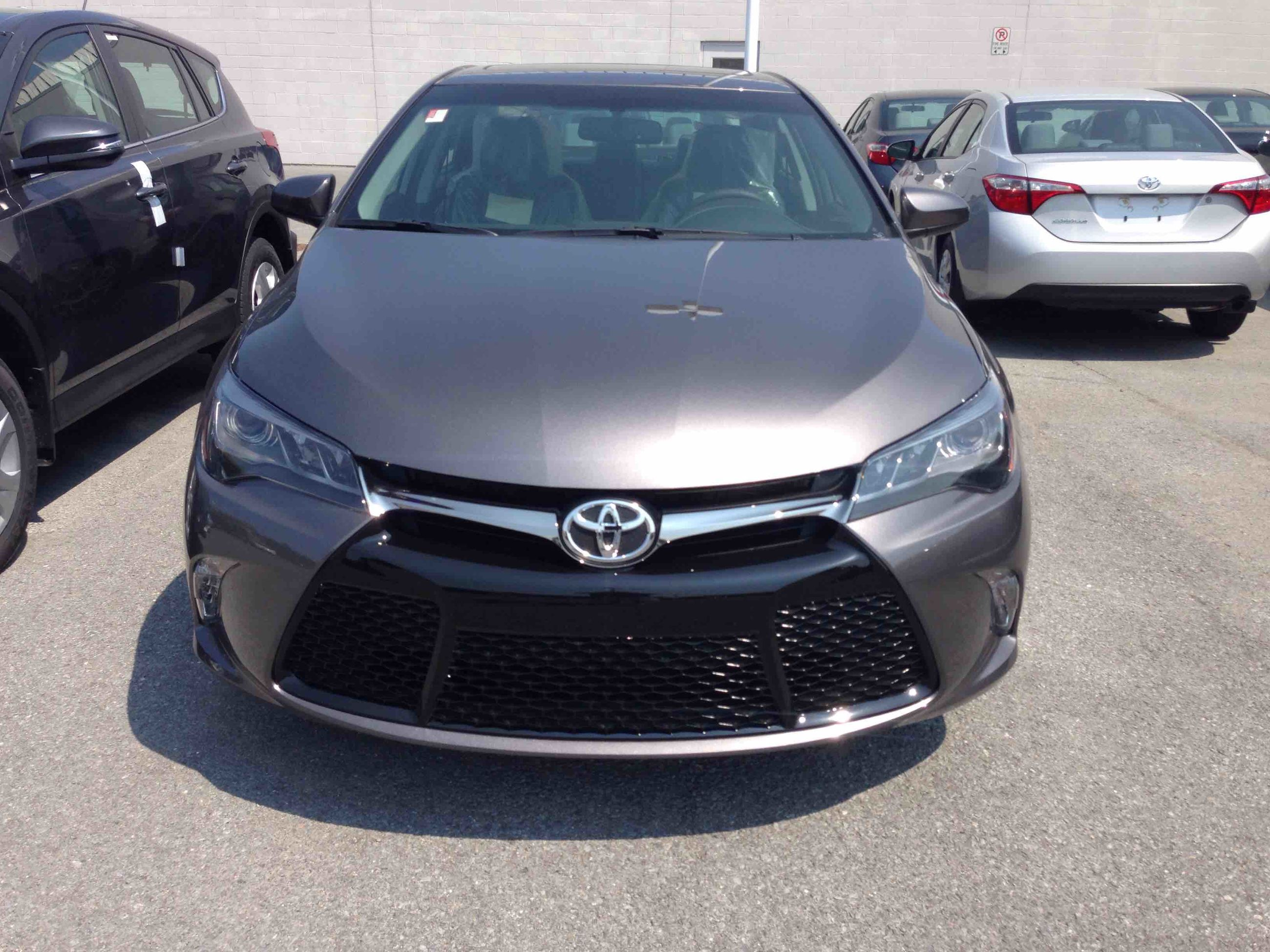 nicely test mpg story power camry xse handling drive update toyota cars updated money