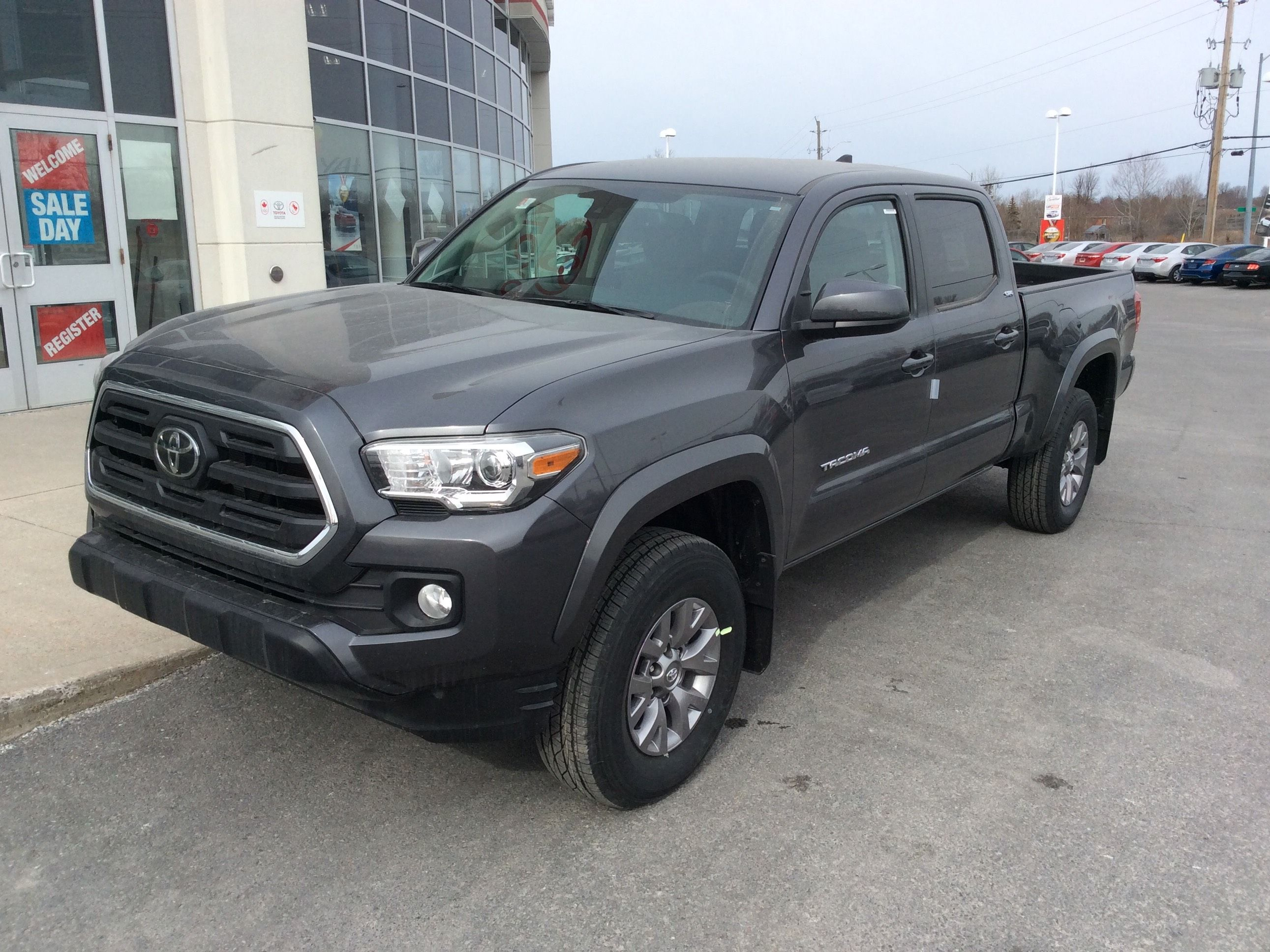 drive of tacoma expert review toyota trd test
