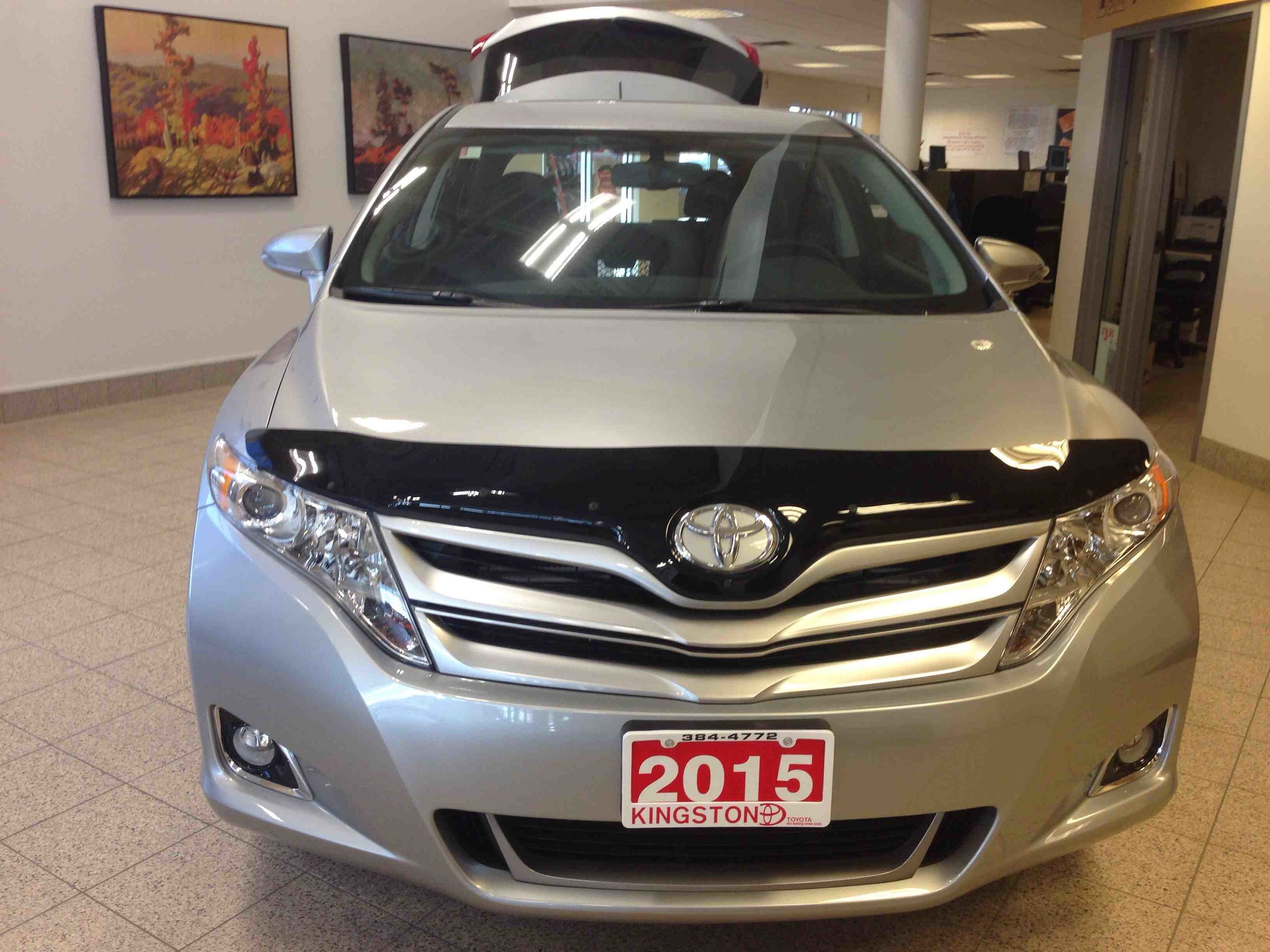 awd limited l road venza rapha suv reviews with created test review toyota driving