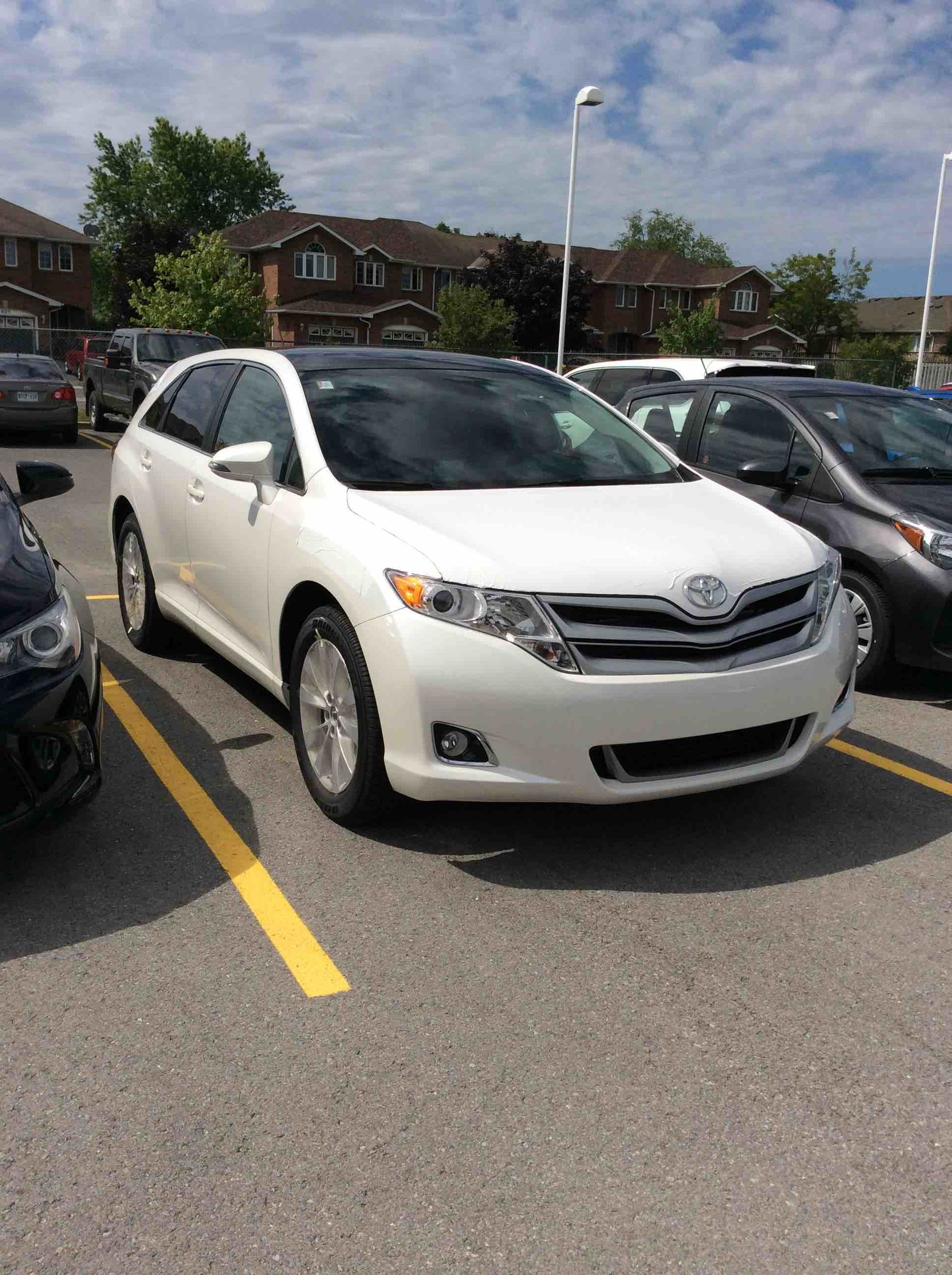 driving review l with limited venza test created awd suv reviews road rapha toyota