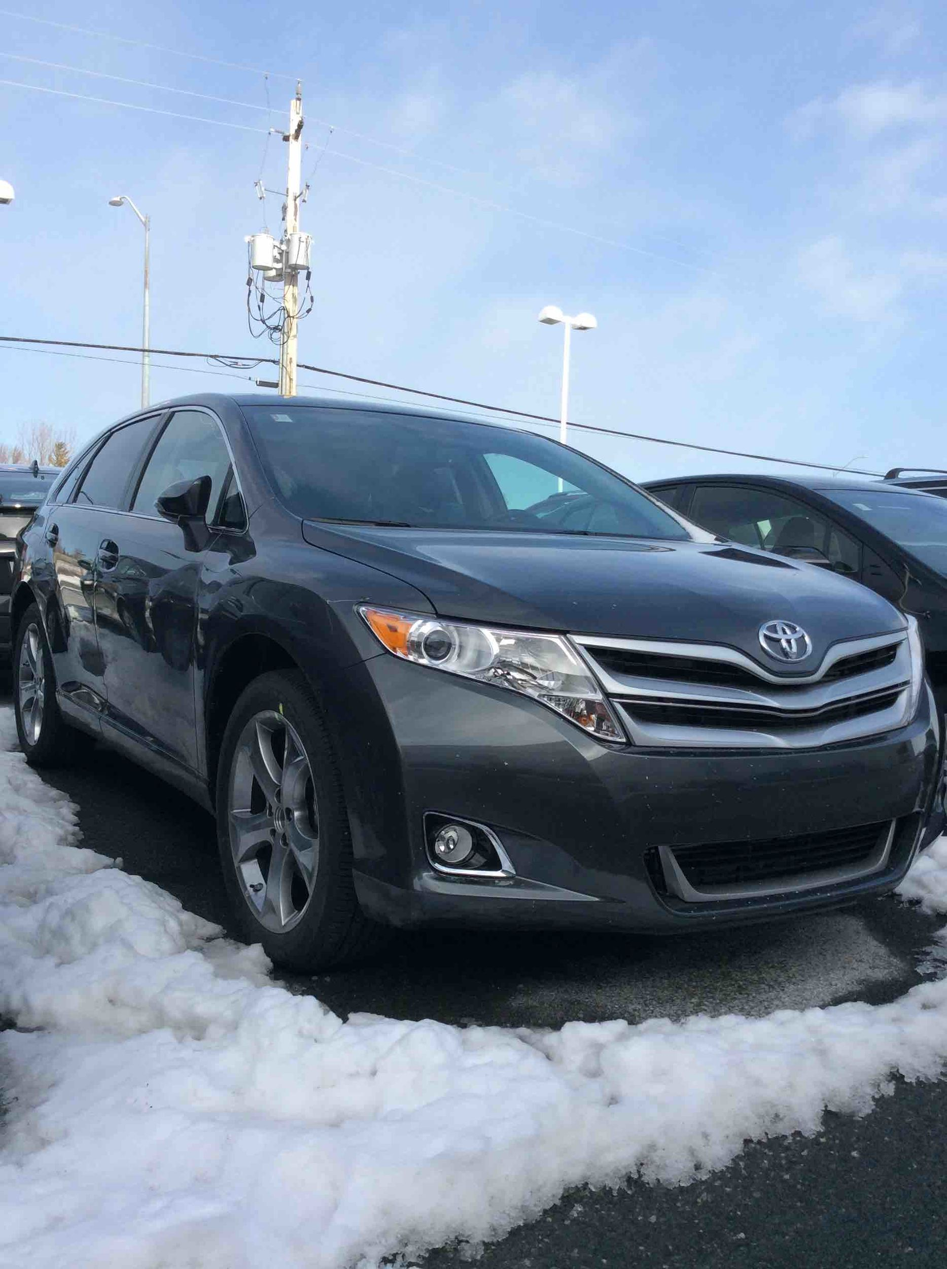 limbaugh differences vs toyota reviews highlander venza sequoia