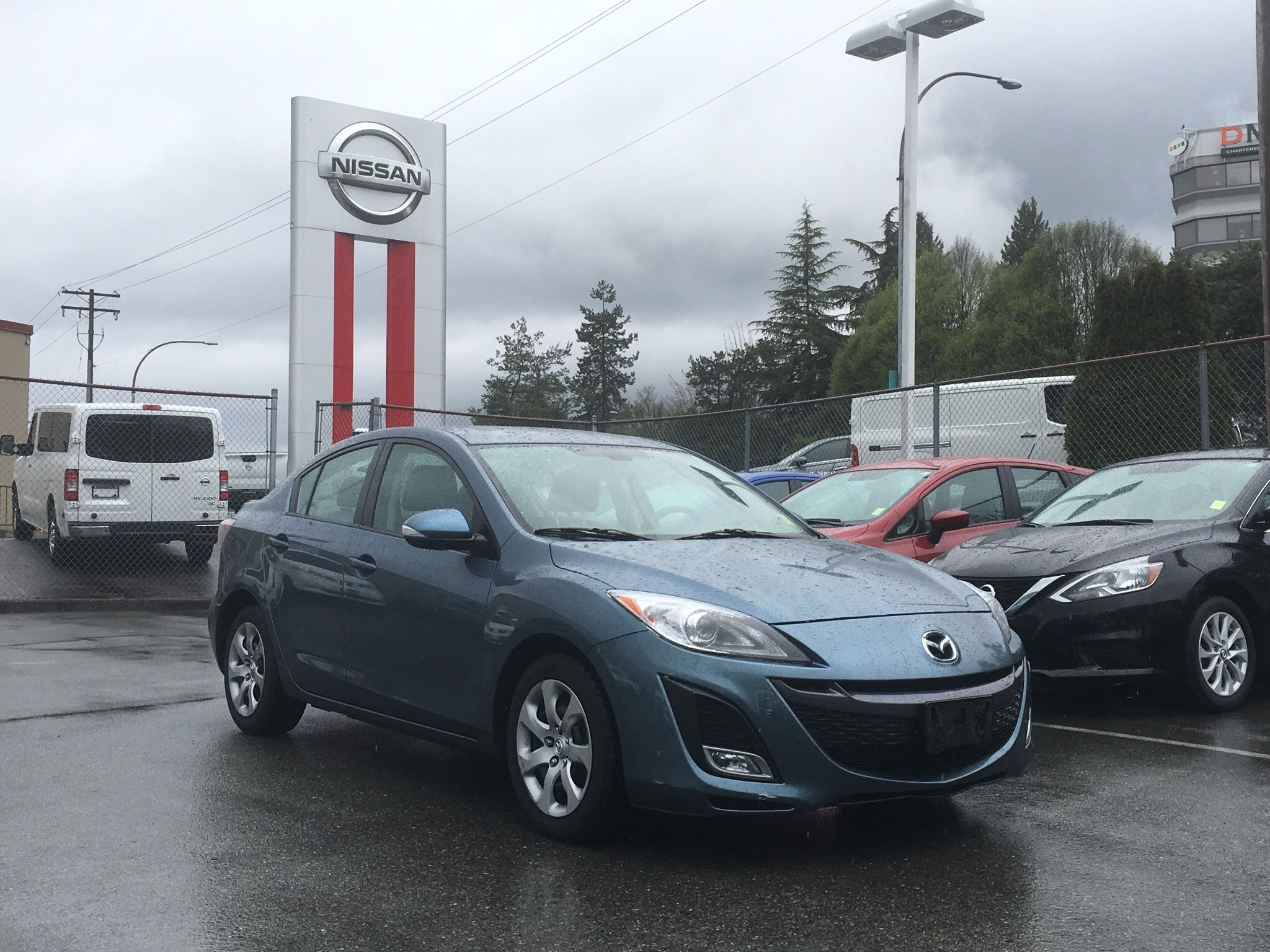 Morrey Auto Group Used 2010 Mazda Mazda3 Gt Moonroof
