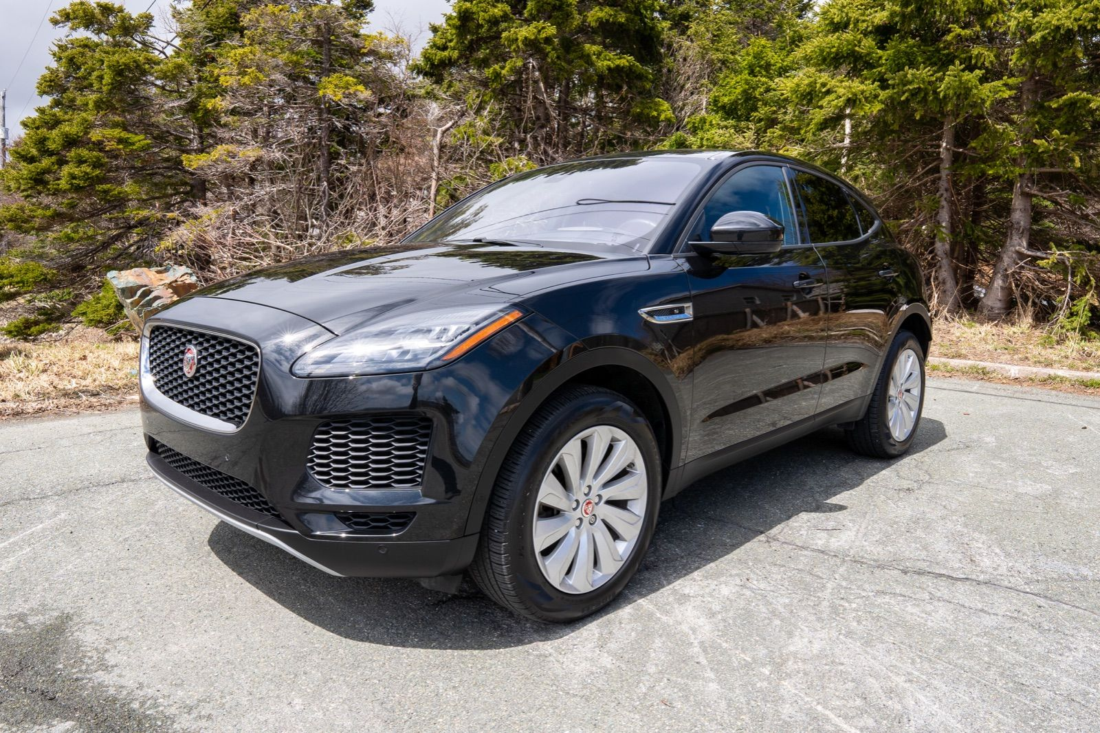 Used 2018 Jaguar E-PACE P250 AWD S - $42629.0 | Volvo of ...
