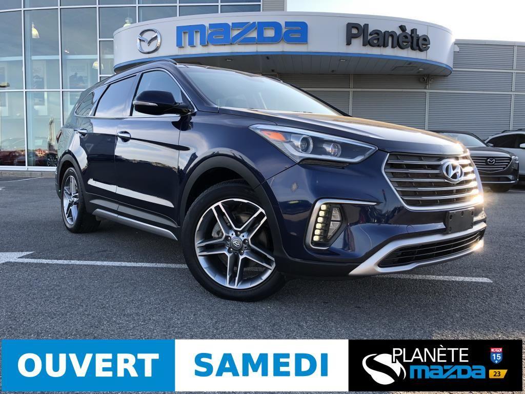 Planete Mazda Pre Owned 2017 Hyundai Santa Fe In Mirabel