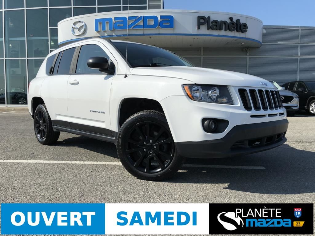 Planete Mazda Pre Owned 2012 Jeep Compass In Mirabel
