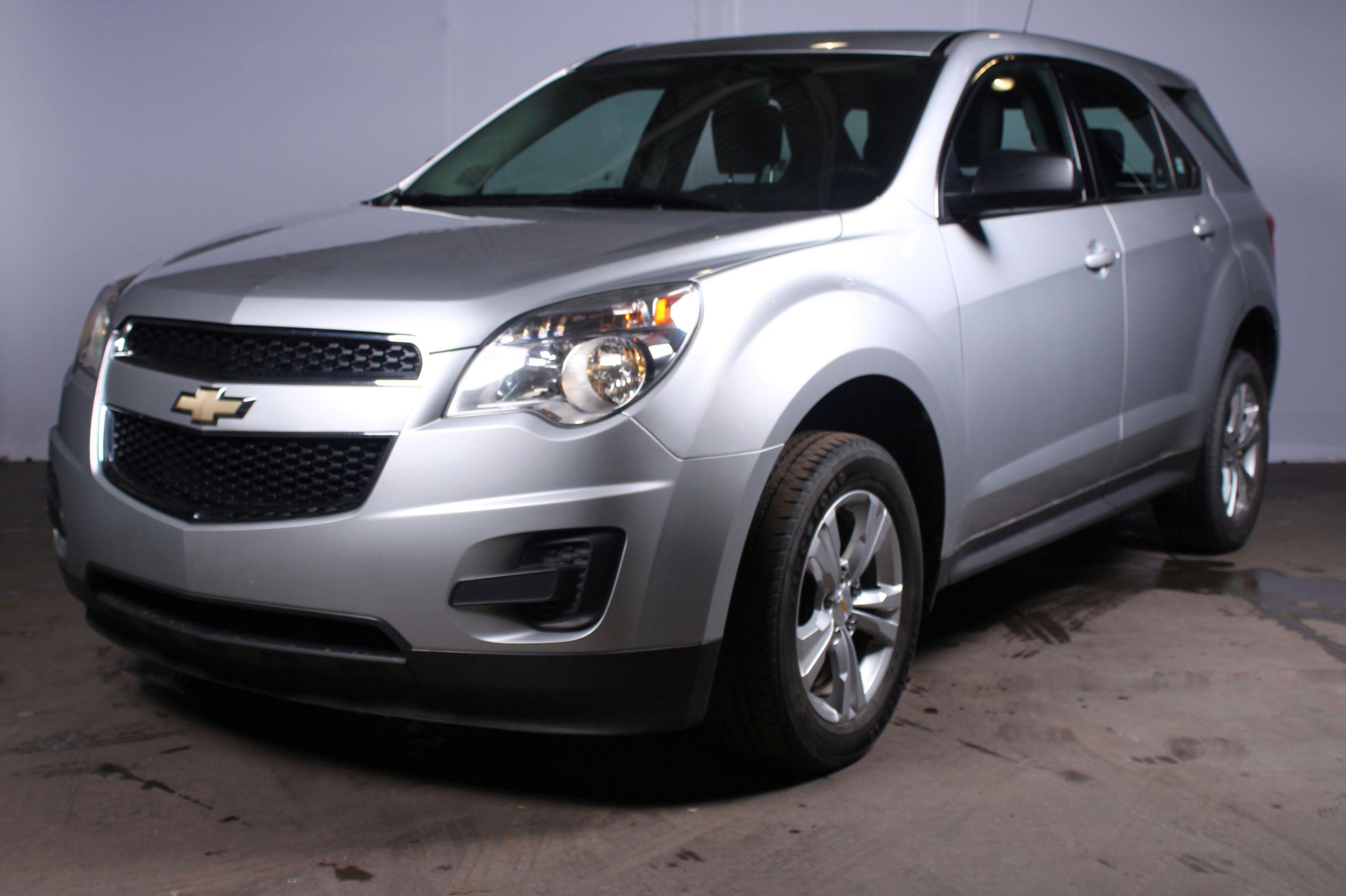 2011 Chevrolet Equinox Ls A C Tres Propre