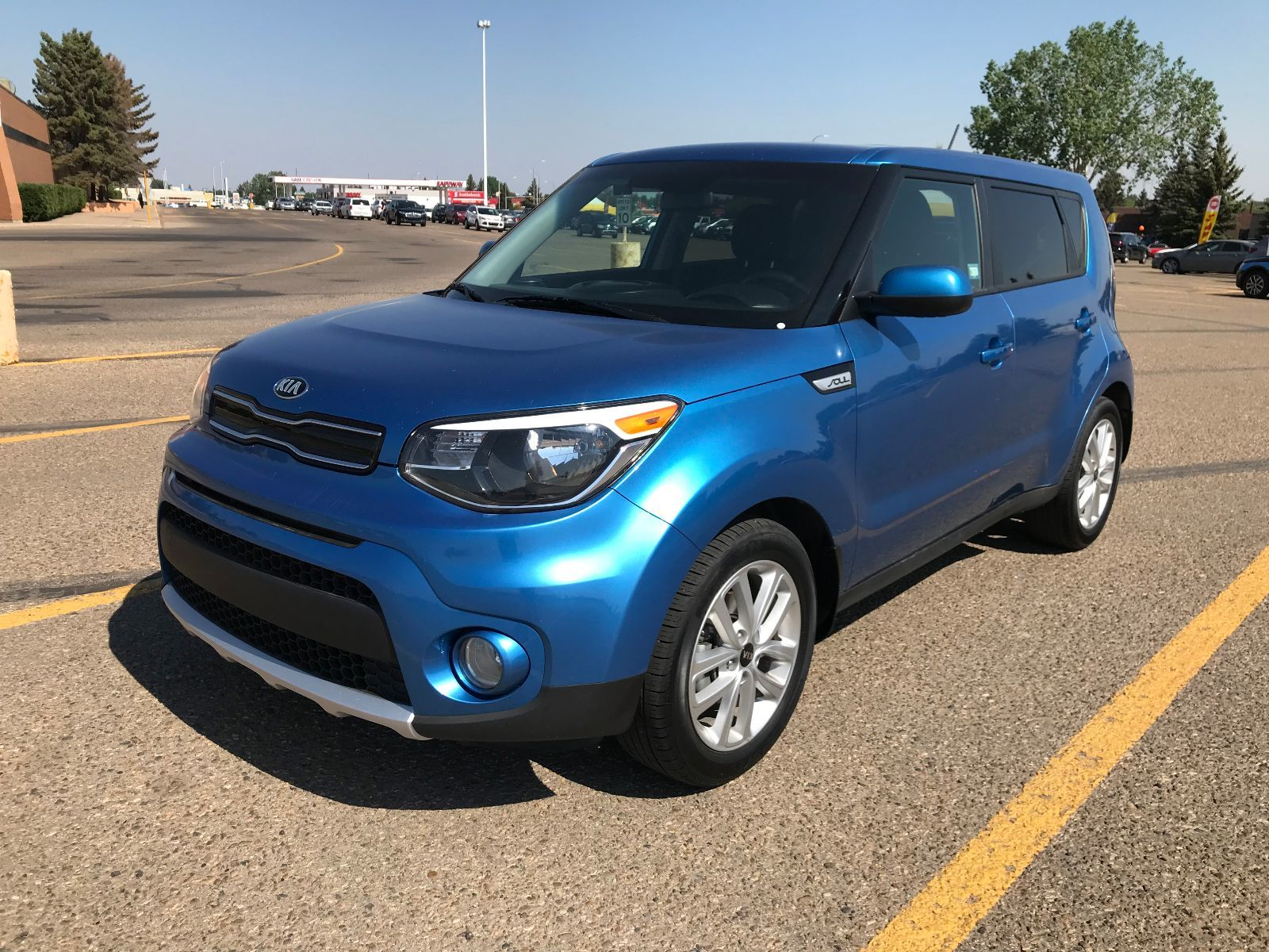 ster autoshow blue attachment at kia soul electric trail awd concept trailster the chicago revealed