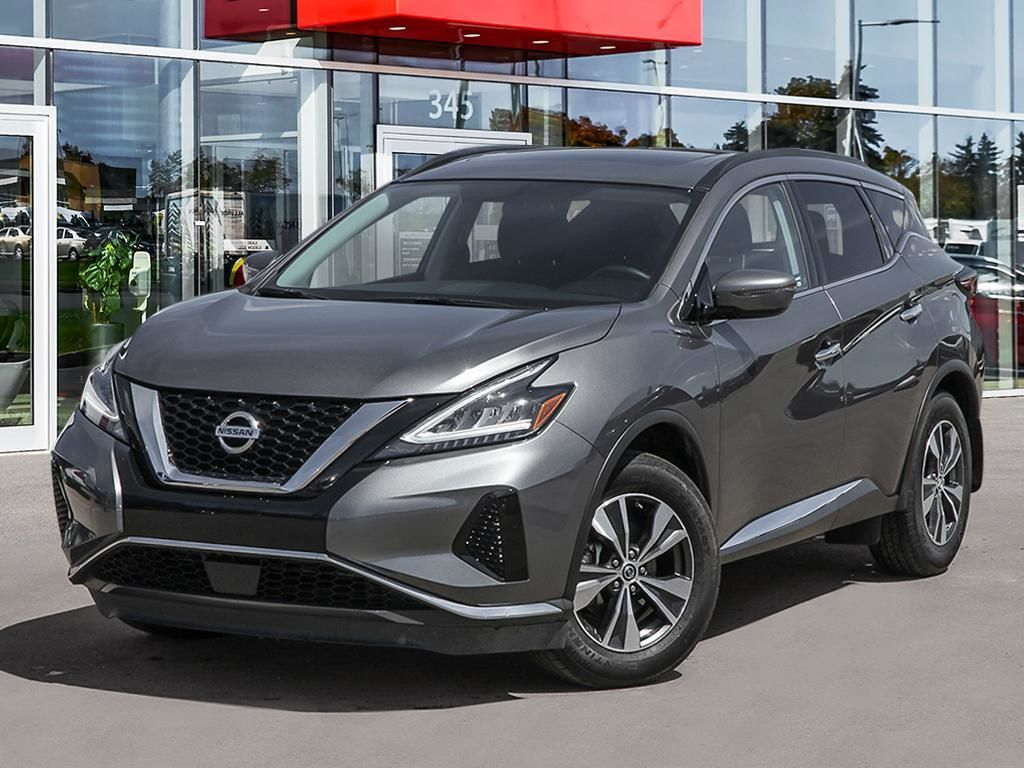New 2020 Nissan Murano Sv For Sale In Pointe Claire Spinelli Nissan In Pointe Claire Quebec