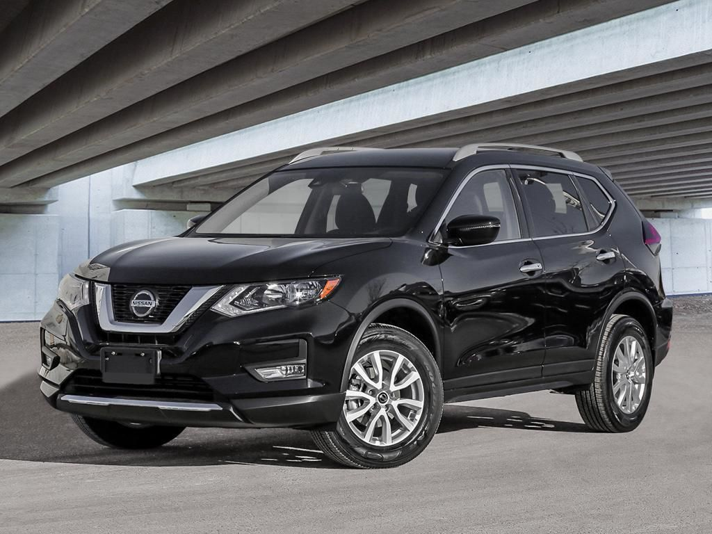 New 2020 Nissan Rogue SV for sale in Pointe-Claire ...