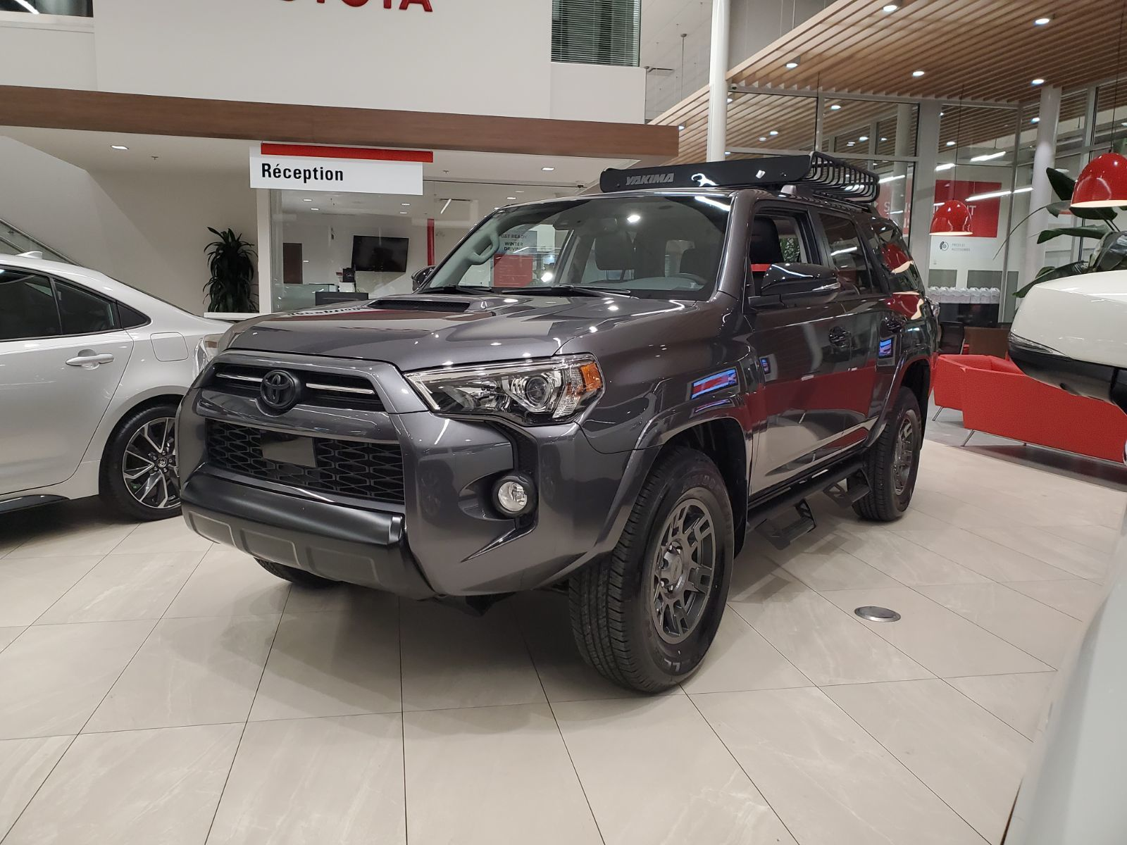 New 2020 Toyota 4runner Venture For Sale In Lachine Spinelli Toyota Lachine In Lachine Quebec