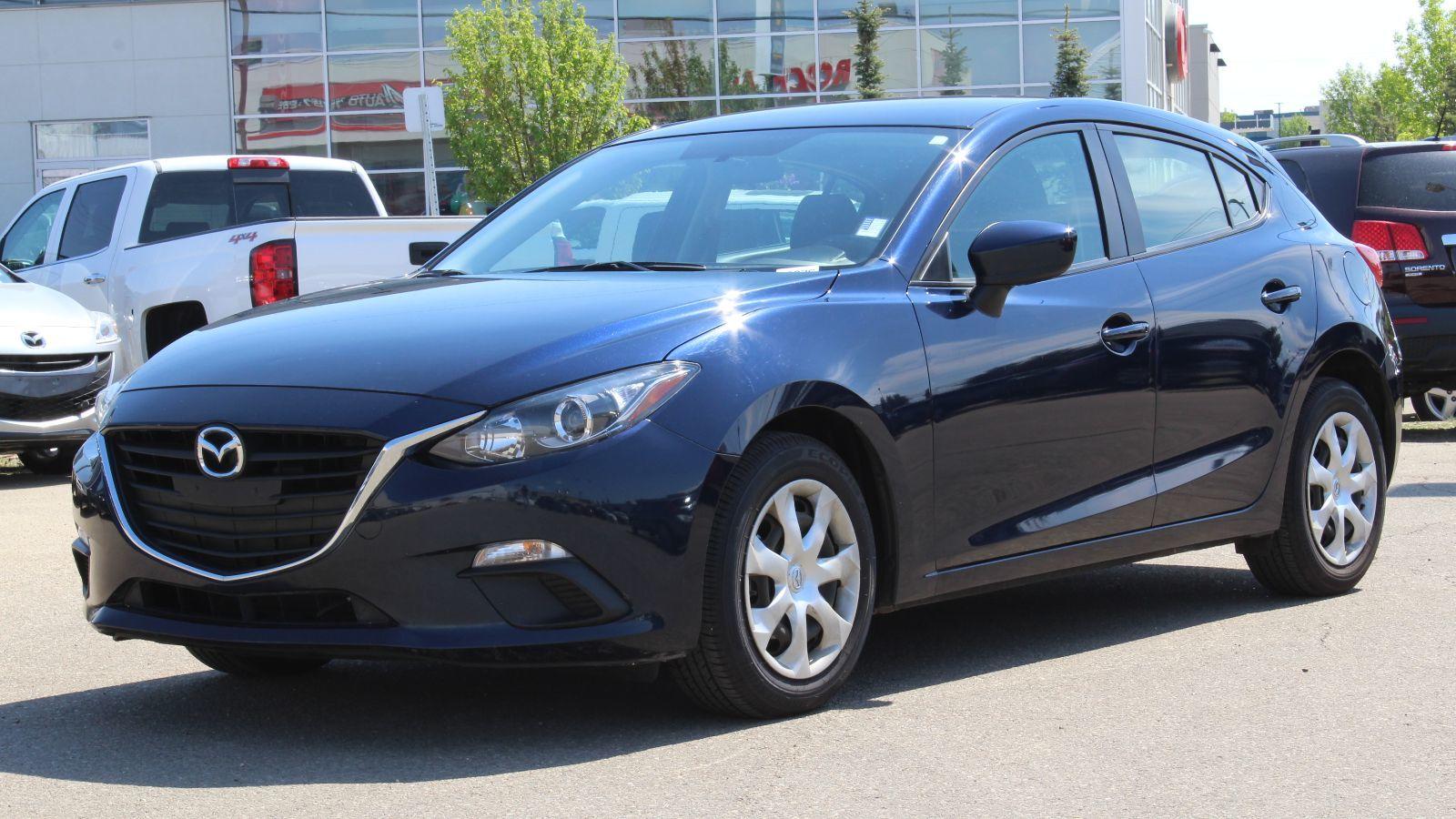 Sundance Mazda Sales >> Used 2015 Mazda Mazda3 at Sundance Mazda Edmonton | 15500.0$