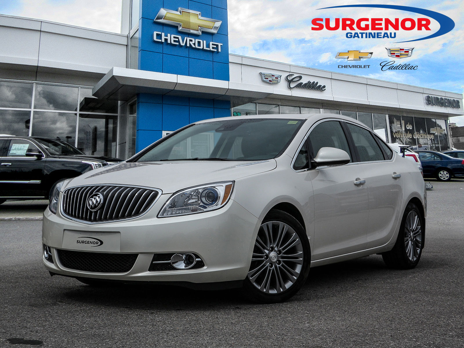 Used 2014 Buick Verano LEATHER GROUP for Sale $ 0