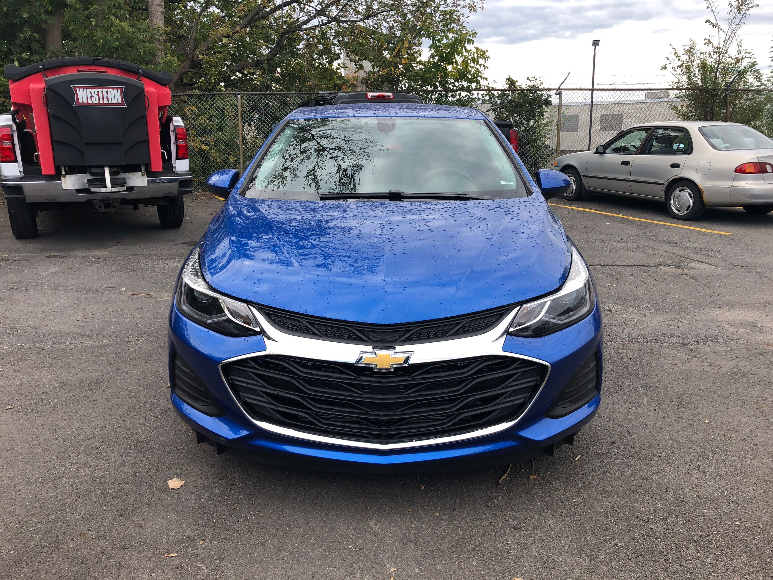 New 2019 Chevrolet Cruze LT for Sale - $22819.0 | Surgenor ...
