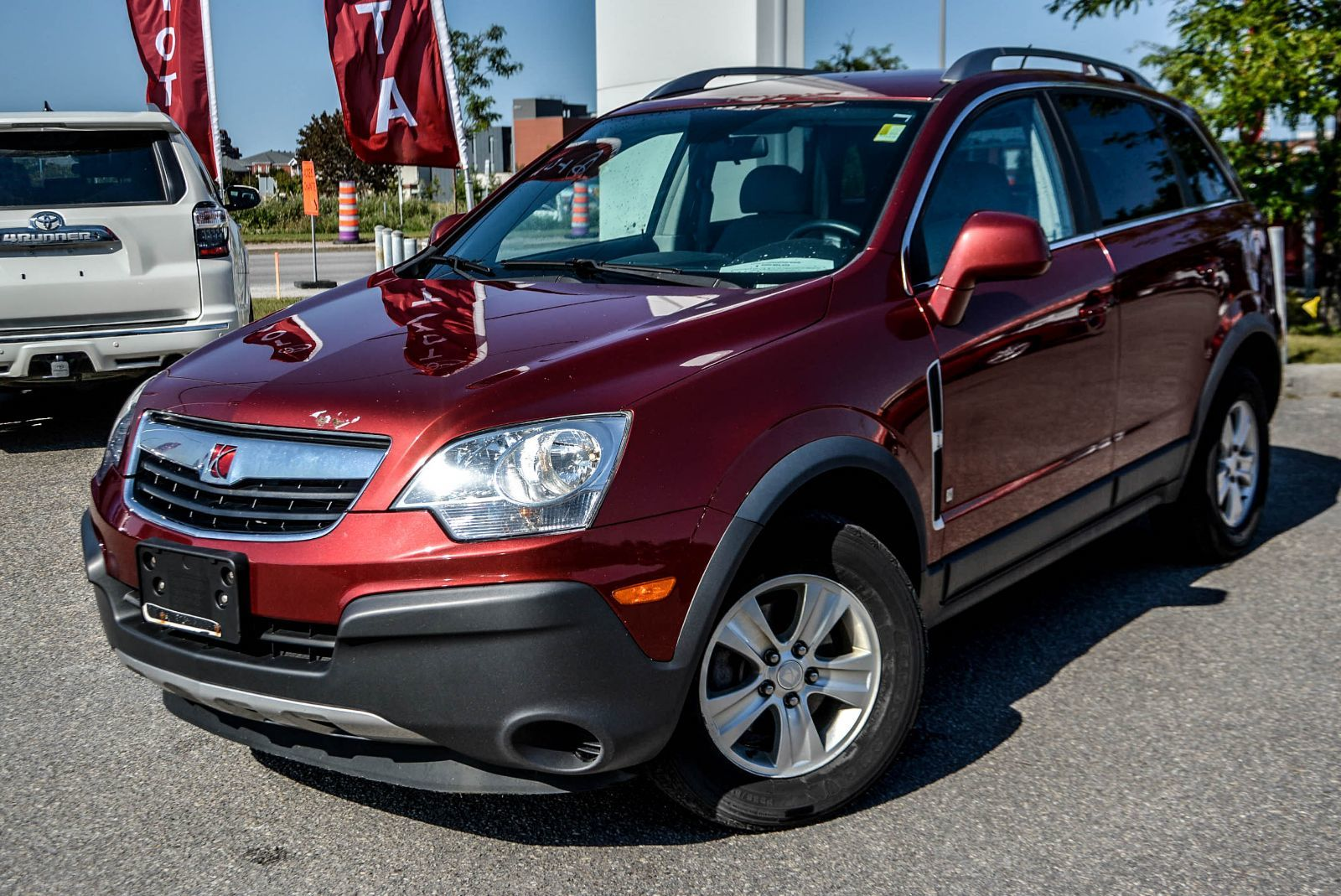 2008 Saturn Vue Xe Awd Used For Sale In Gatineau Toyota Transmission Fluid Location