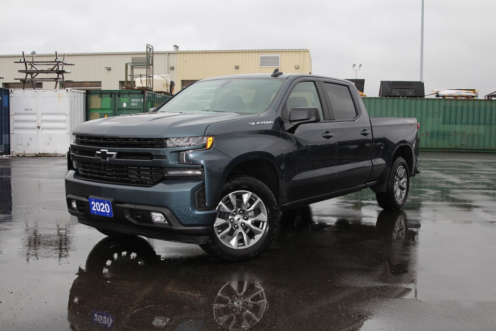 New 2020 Chevrolet Silverado 1500 RST - $53311.0 | True ...
