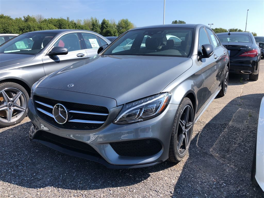 Mercedes-Benz Kingston | Pre-owned 2018 Mercedes-Benz C300 4MATIC