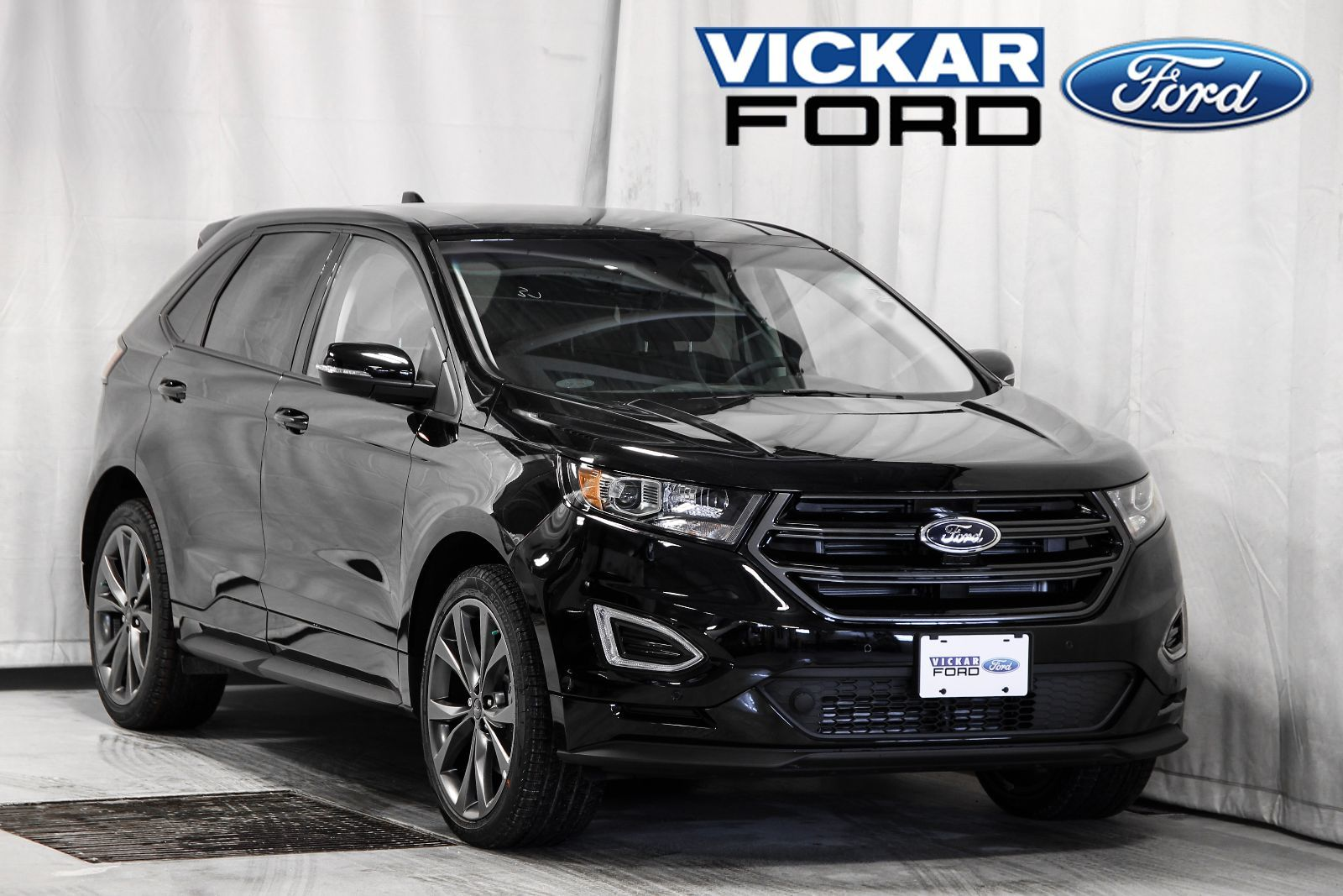 Used Tires Winnipeg >> New 2018 Ford Edge SPORT AWD Black for sale - $54339.0 ...