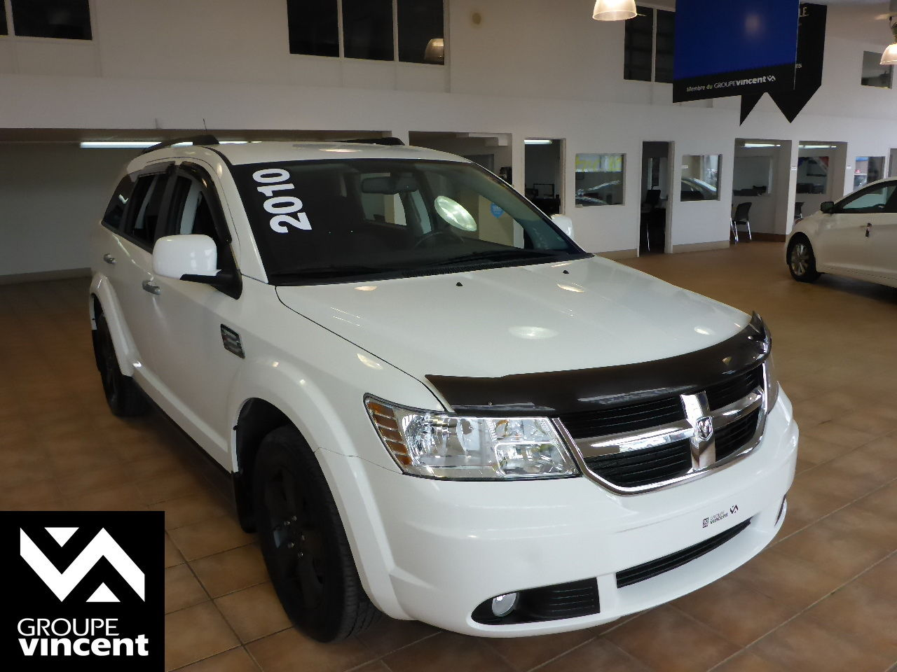 dodge journey sxt freins abs 2010 d 39 occasion trois rivi res hyundai trois rivi res 1926av. Black Bedroom Furniture Sets. Home Design Ideas