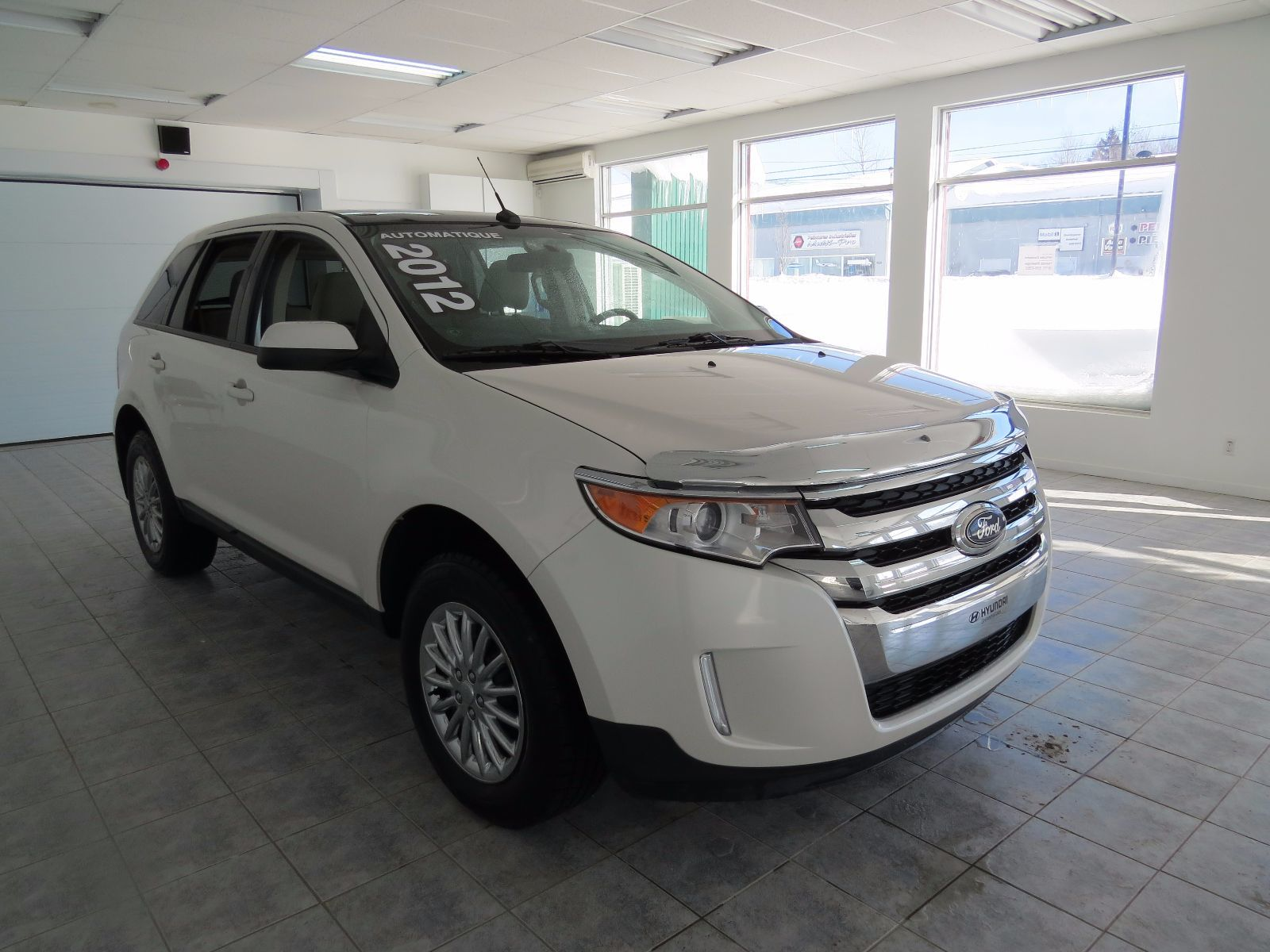 ford edge sel awd 2012 d 39 occasion shawinigan groupe vincent 6242asv. Black Bedroom Furniture Sets. Home Design Ideas