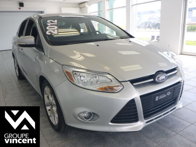 Ford focus sel toute quip e 2012 d 39 occasion for Comcuisine equipee d occasion