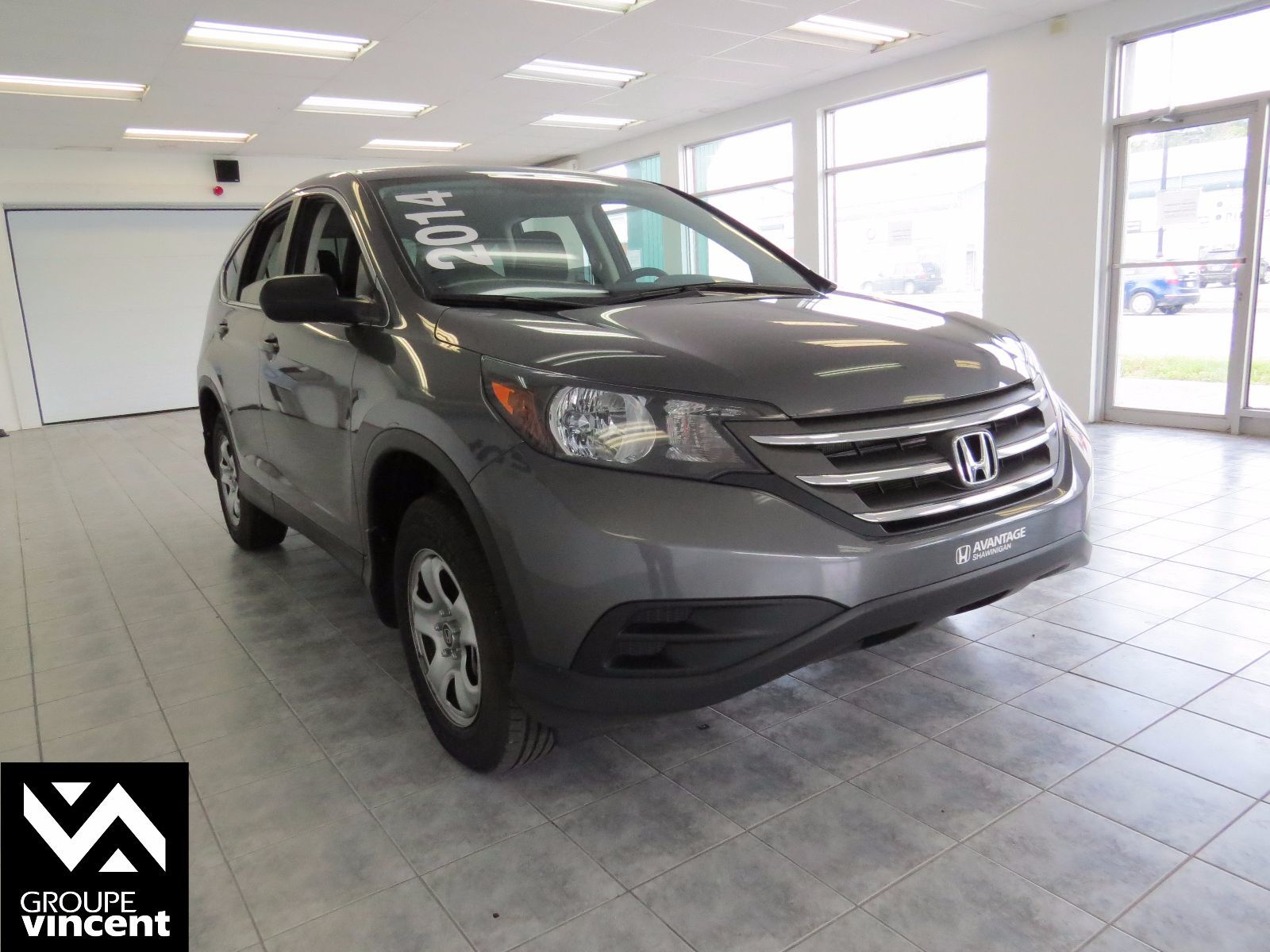honda cr v lx awd 2014 d 39 occasion shawinigan groupe vincent 7238av. Black Bedroom Furniture Sets. Home Design Ideas