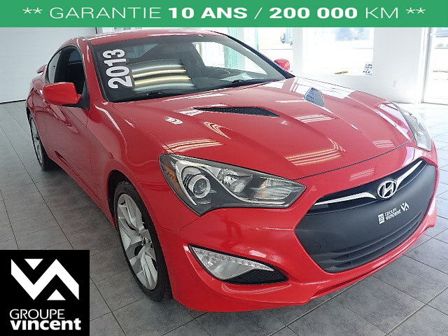 hyundai genesis coupe bluetooth 2013 d 39 occasion trois rivi res hyundai trois rivi res. Black Bedroom Furniture Sets. Home Design Ideas