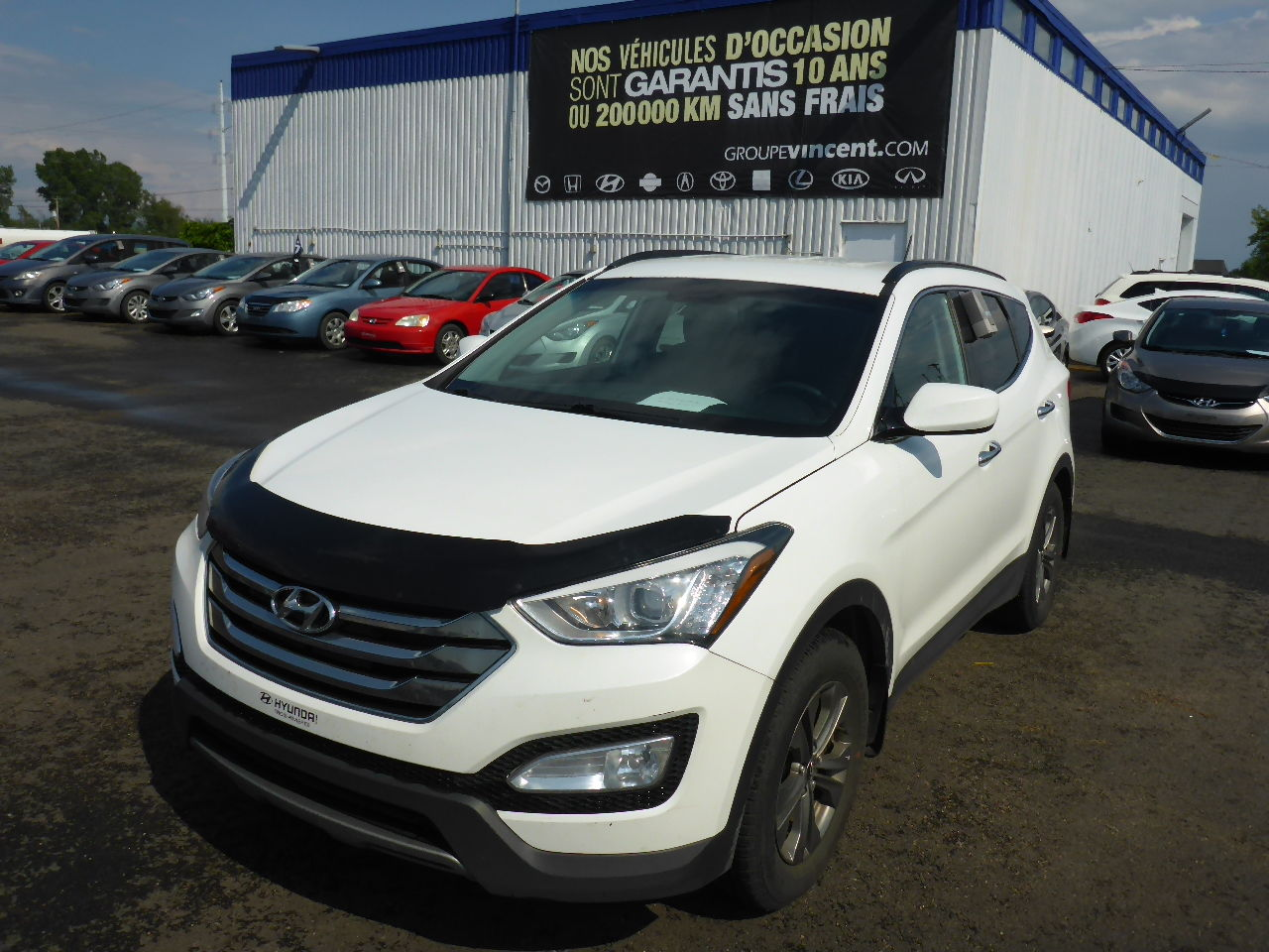 hyundai santa fe 2 0t premium cam ra de recull 2013 d 39 occasion shawinigan prestige mazda. Black Bedroom Furniture Sets. Home Design Ideas