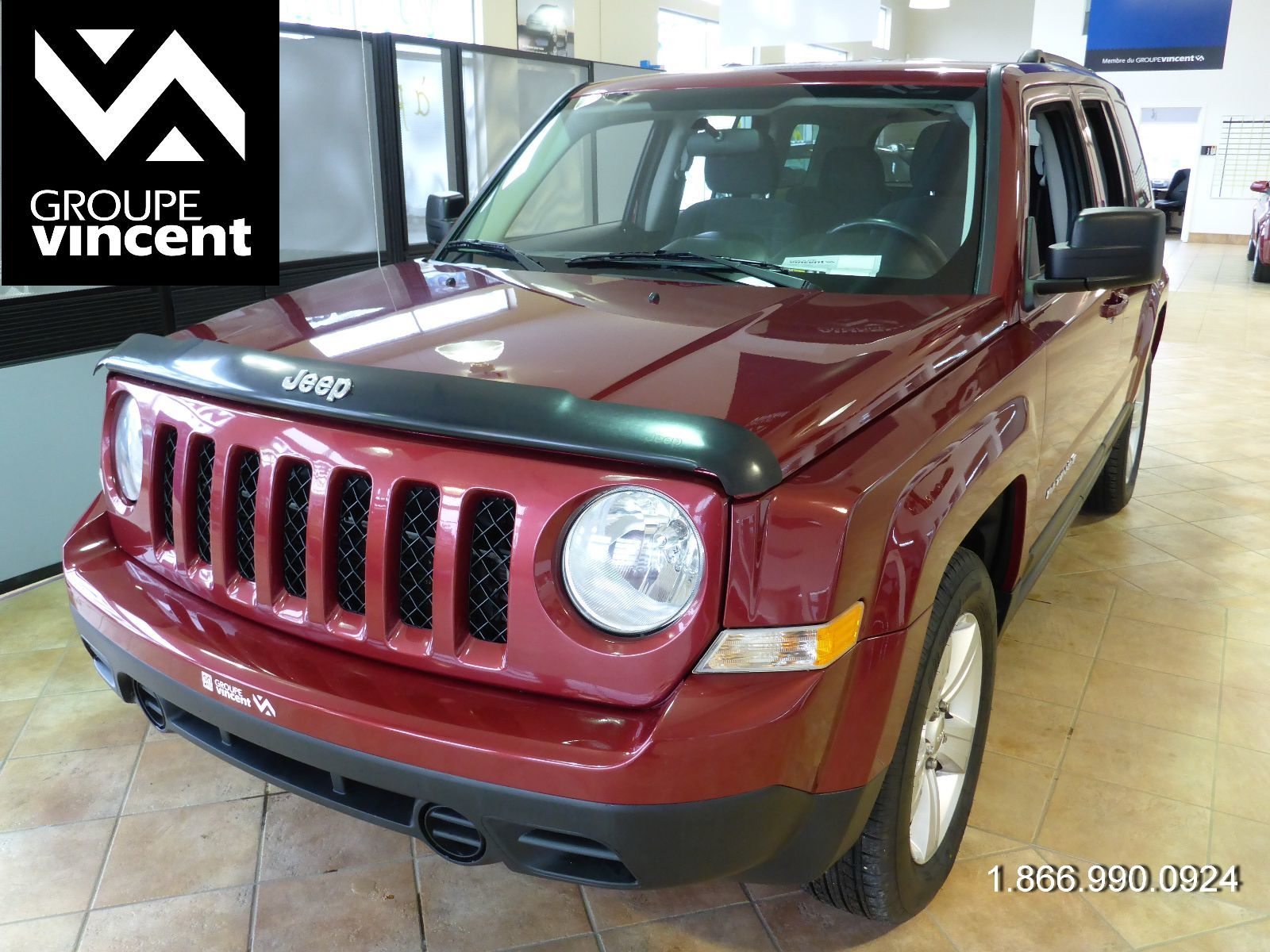 jeep patriot north 4x4 air cruise 2011 d 39 occasion trois. Black Bedroom Furniture Sets. Home Design Ideas