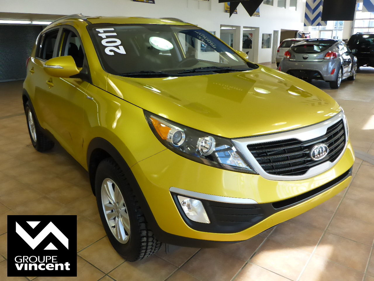 kia sportage lx air awd 2011 d 39 occasion trois. Black Bedroom Furniture Sets. Home Design Ideas