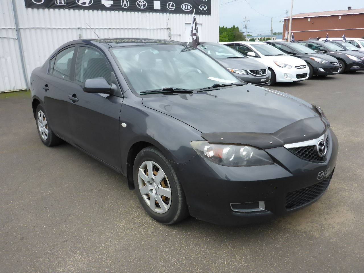 mazda mazda3 gx climatisseur 2007 d 39 occasion shawinigan groupe vincent 7607a v. Black Bedroom Furniture Sets. Home Design Ideas