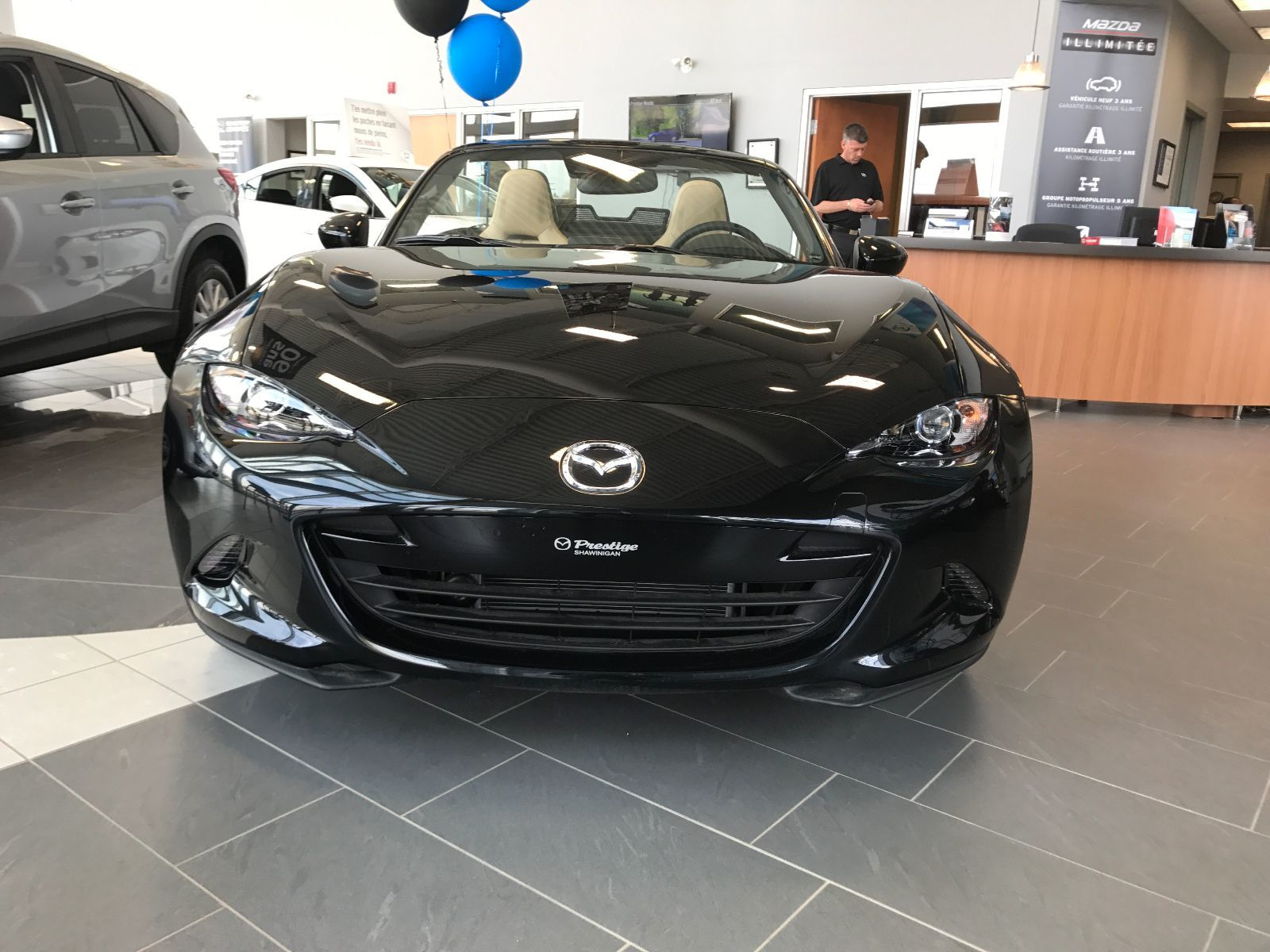 mazda mx 5 gt audio bose 2016 d 39 occasion shawinigan. Black Bedroom Furniture Sets. Home Design Ideas