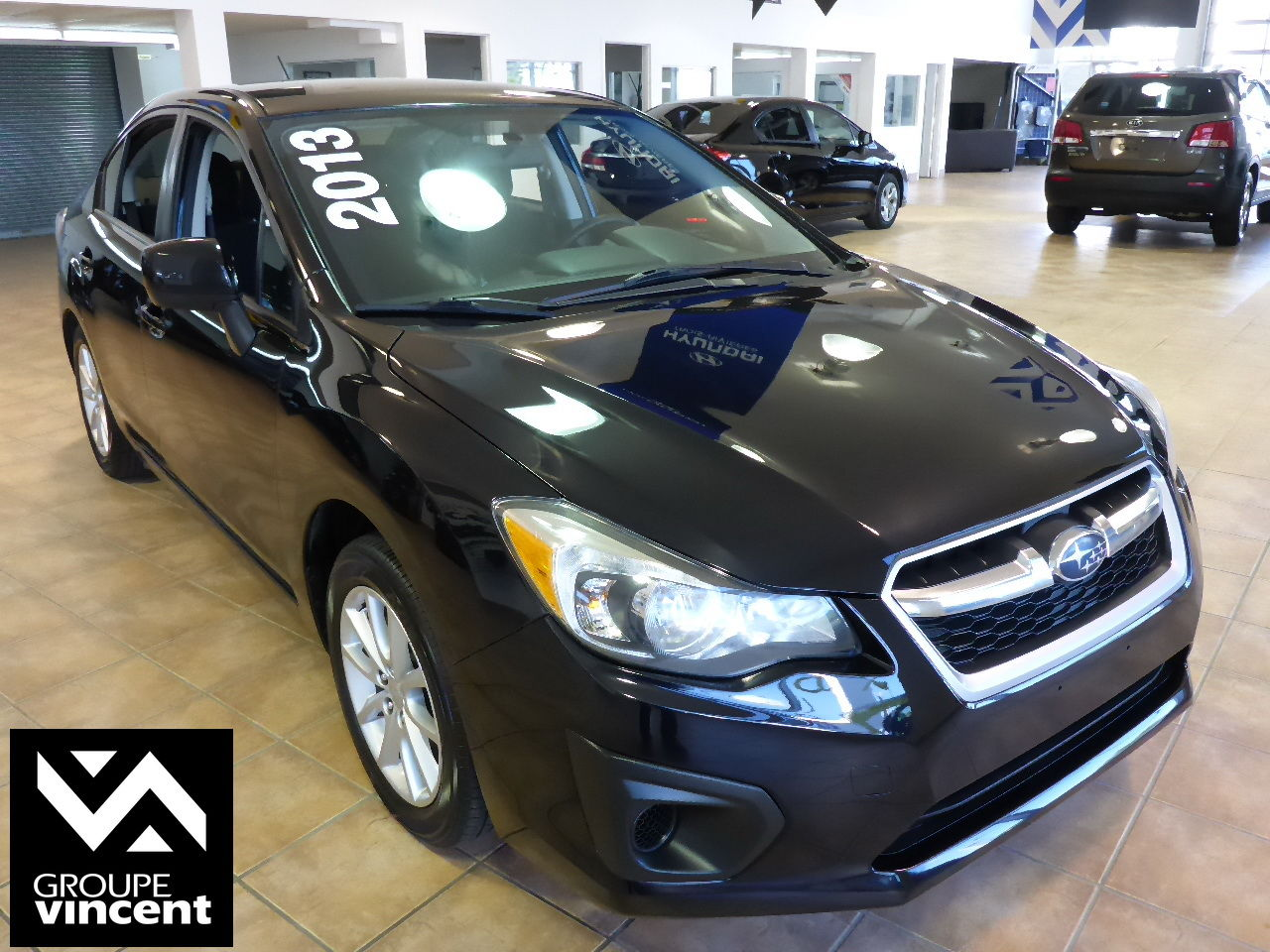 subaru impreza touring awd 2013 d 39 occasion shawinigan groupe vincent 33274av. Black Bedroom Furniture Sets. Home Design Ideas