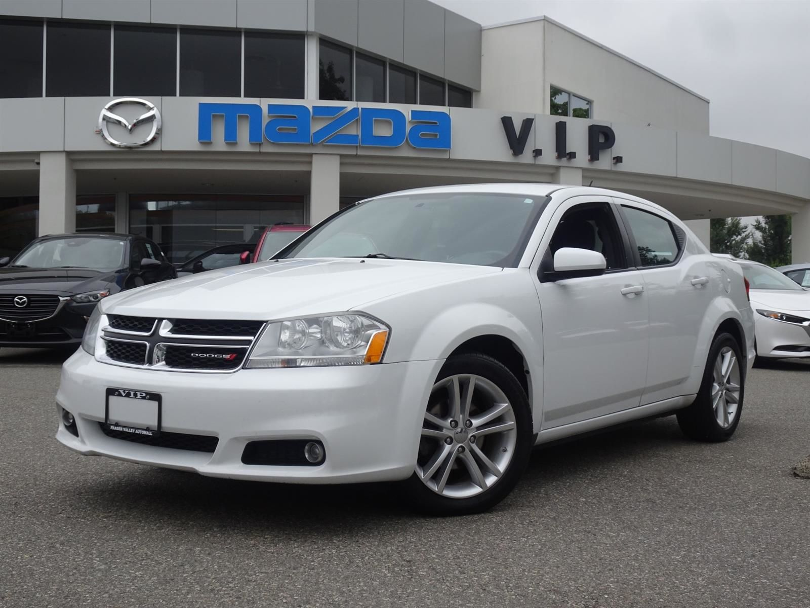 Vip Mazda Pre Owned 2013 Dodge Avenger Sxt Nice Clean And Accident Free A Very Nice Looking Ride For Sale