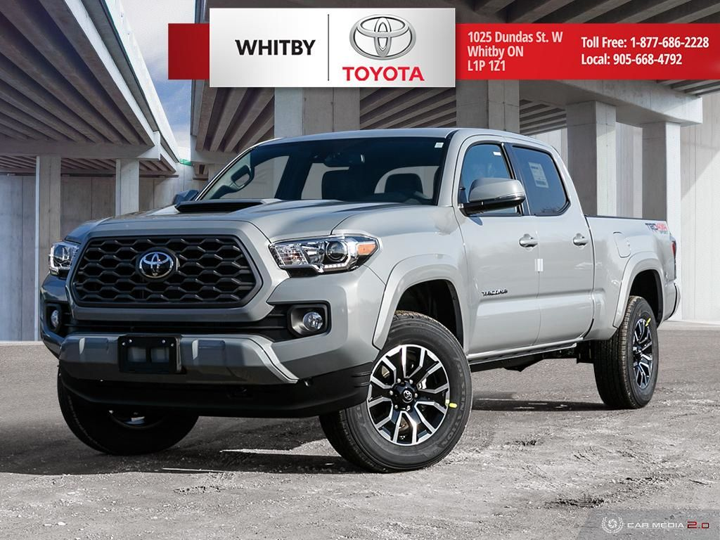 New 2020 Tacoma 4x4 Double Cab 6a Lc27 For Sale 48 200 Whitby Toyota Company