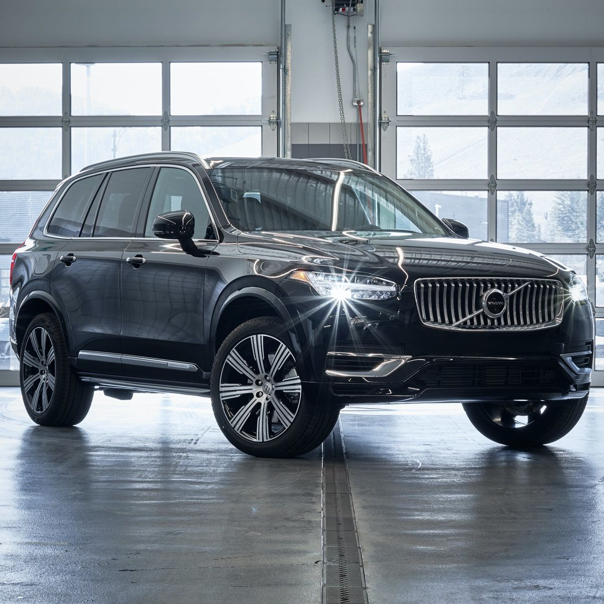 new 2020 volvo xc90 inscription - $104143.0 | volvo cars