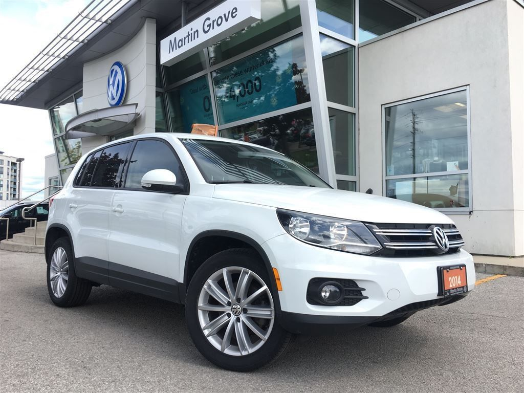 w automatic volkswagen used se tiguan detail at appearance