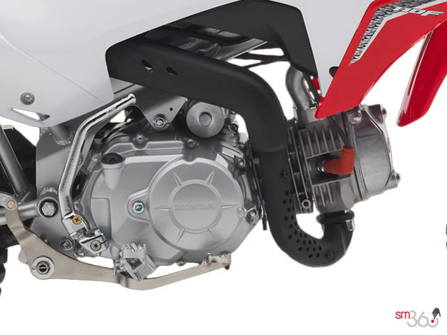 2015 Honda CRF110 F - Mierins Automotive Group in Ontario