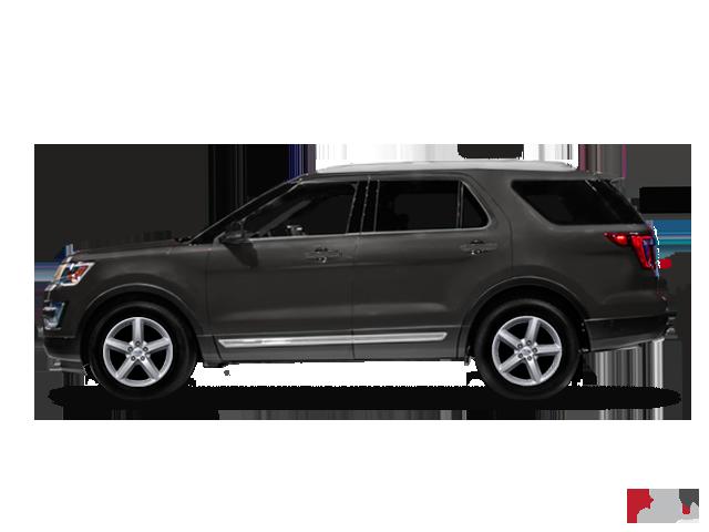 Boisvert Ford New 2016 Ford Explorer Xlt For Sale In