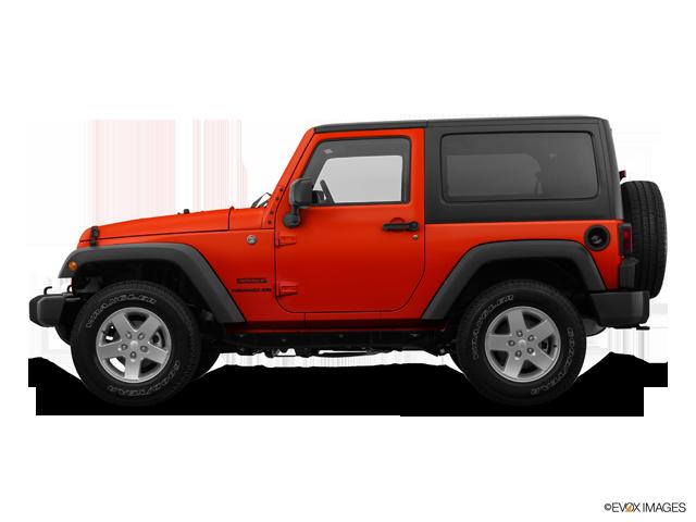 Dumont Chrysler New 2016 Jeep Wrangler Sport For Sale In