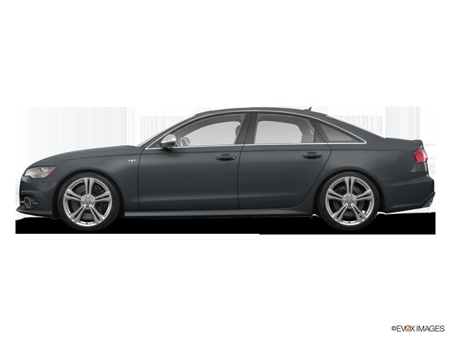 2017 Audi S6 4.0T quattro Sedan AWD