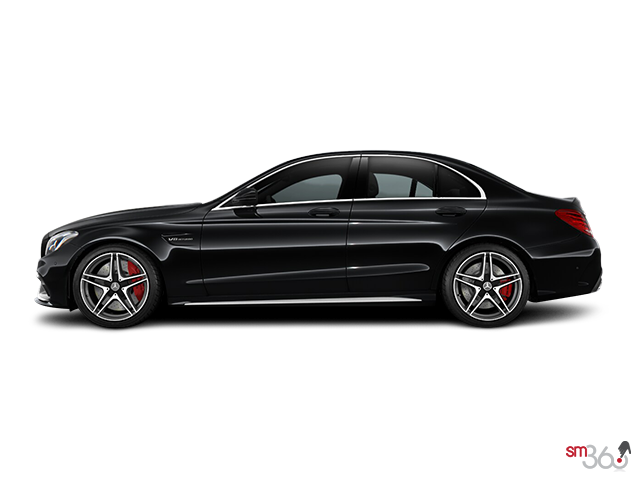 Mercedes Benz Classe C Berline Amg 63 S 2017 Groupe