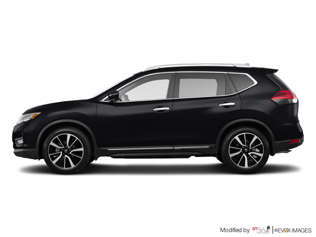 Dormani Nissan Gatineau New 2017 Nissan Rogue Sl