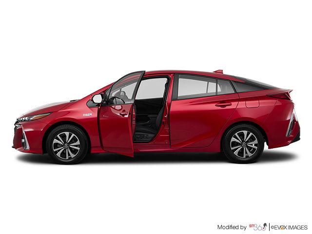 Toyota Prius Prime TECHNOLOGIE 2017