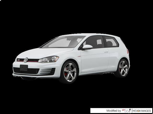 2017 Volkswagen Golf GTI 3-door - Starting at $31240 0