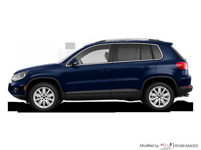2017 Volkswagen Tiguan COMFORTLINE - Starting at $35793.0 | Volkswagen MidTown Toronto